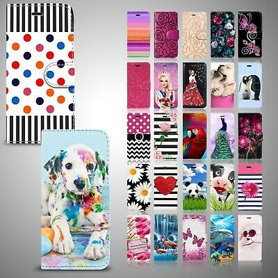For Apple Iphone 6 / 6S Wallet Book Flip Stand Secure Card Slot Phone Case Cover