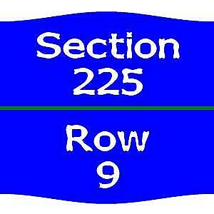 1-9  Chicago Cubs vs. San Diego Padres Tickets  7/20 225