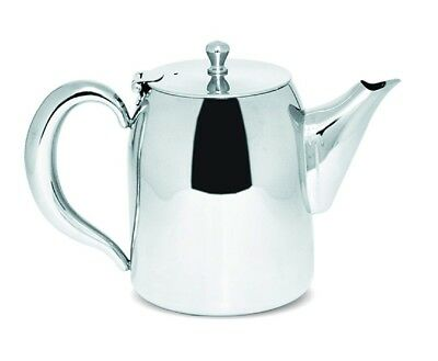 Sabichi Classic Stainless Steel Concierge Collection Teapot - Silver - 1300 ml
