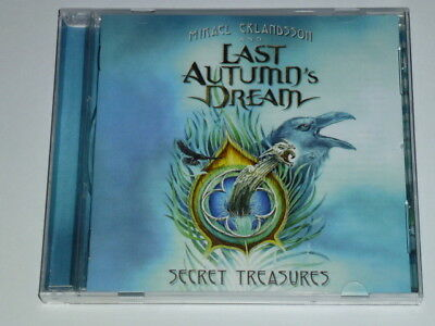 Last Autumn`s Dream.secret Treasures .2018. Cd. + Bonus Japan