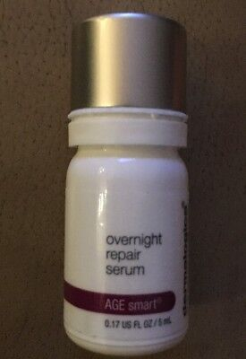 Dermalogica Overnight Repair Serum AGE SMART New w/o box 0.17oz / 15 ml New 2019