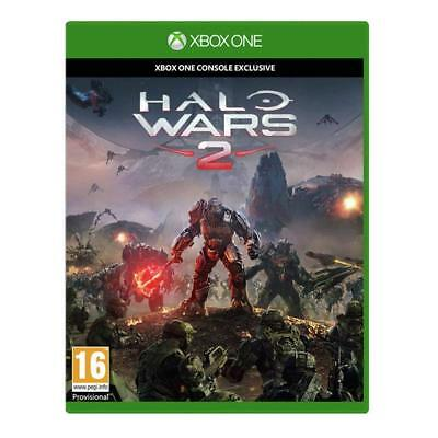 Halo Wars 2 Xbox One NEW SEALED DISPATCHING TODAY ALL ORDERS PLACED BY 2 P.M.