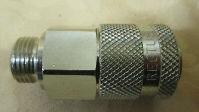 BRAND NEW Parker Rectus Type 68 NW 8.5 Male Pneumatic Coupling - more available