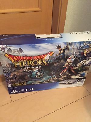 Sony PlayStation 4 Console Dragon Quest Metal Slime Edition 500GB Rare