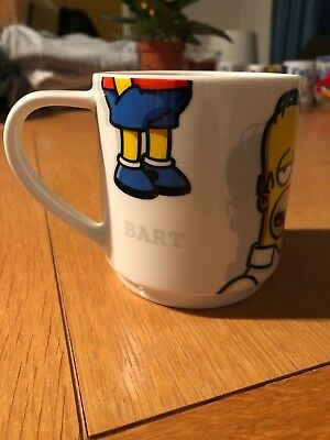 Simposns Very Rare Collectable Mug