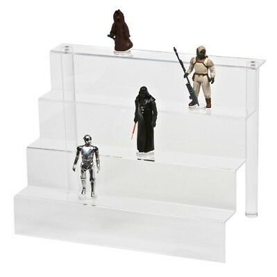GW Acrylic IKEA DETOLF Cabinet Display Steps (Full Height) MAXIMISE SPACE!!!
