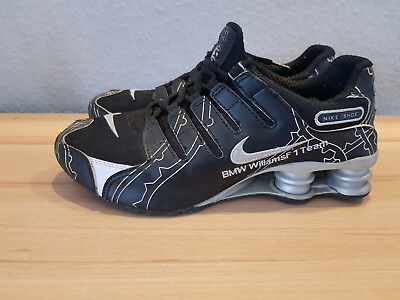 8412482ee211 NIKE SHOX NZ schwarz BMW Williams F1 Team Sonderedition Gr.43 - EUR ...
