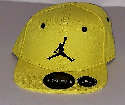 34b19111d97 Nike Jordan Jumpman Air Snapback Cap - Adjustable Hat Boys Size Toddler 2T  - 4T