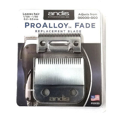 Andis Pro alloy Fade Replacement Blade 69130