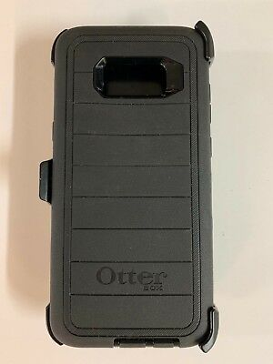 OtterBox Defender Pro Case w/Holster Belt Clip For Samsung Galaxy S8+ Plus Black