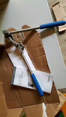 Swagelok 1/2 Tube Bender brand new no box with instructions