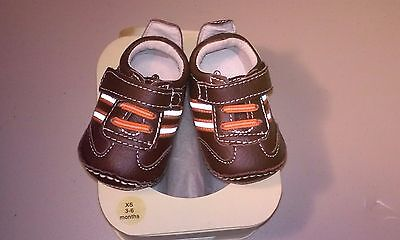 db8027c6ed744 ... Baby Blue XXS Brooks Sail Navy Infant Boys Girls.  9.99 0 Bids 4d 10h.  See Details. Rileyroos Sportie Tiger Brown Orange Infant Shoes Size  3-6  Months - ...