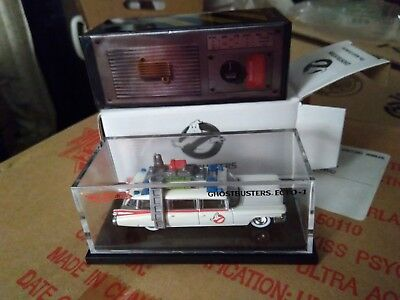 2010 SDCC San Diego Comic Con Exclusive Ghostbusters ECTO-1 Mattel Hot Wheels