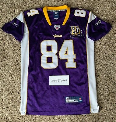 outlet store 433a1 25e1b authentic vikings jersey