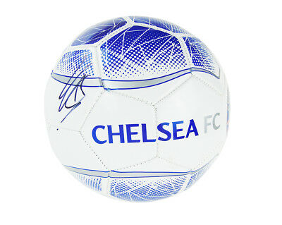 Signed Olivier Giroud Football - Chelsea Fc Autograph + *Certificate*