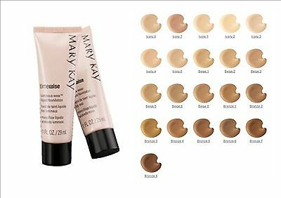Mary Kay Timewise Matte-wear Liquid Foundations (All Shades available)