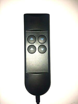 Electric Recliner Chair Sofa Release 4 Button Controller Remote Control Switch