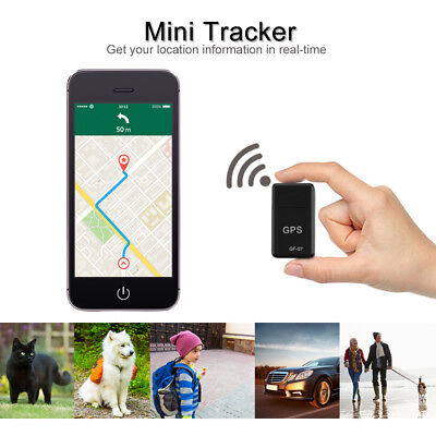 Portable GF07 GPS Micro Tracking Positioner Safety Locator Smart Device MA1883