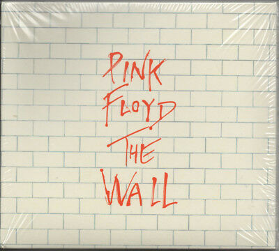 Pink Floyd - The Wall - 2016 Remastered 2CD Set - Brand New MINT Sealed - Brick