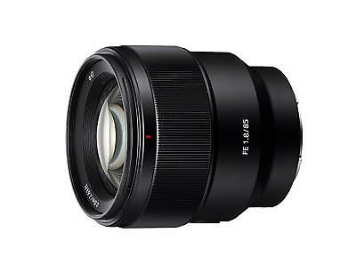 【EMS】Brand-New SONY E-mount Lens FE 85mm F1.8 SEL85F18