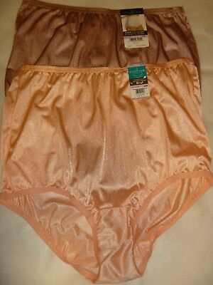 5efd775db294 2 NWT WOMENS VANITY FAIR Perfectly Yours Ravissant Tailored BRIEFS #15712 SZ  6/M