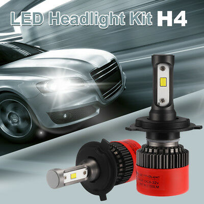 H4 P3 LED 200W 8000LM Lampadine del Faro Kit CSP Bulbo Auto Driving Lamp LD1378