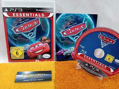 Cars 2 Essentials PS3 / Playstation 3 !! Guter Zustand !!