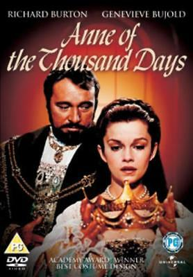 Anne Of The Thousand Days <Region 2 DVD, sealed>
