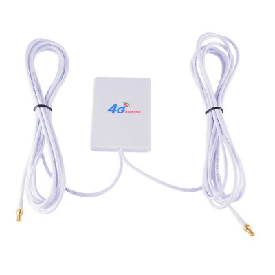 LTE TS9 Antenna Booster Amplifier Panel 28dBi for 4G 3G WiFi Mobile Router BI610