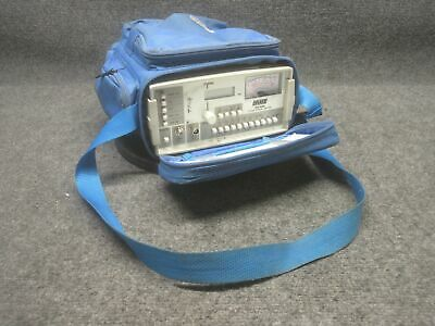 Drake TSM1000a TV/SAT Signal Meter With Carry Bag *Tested Working*