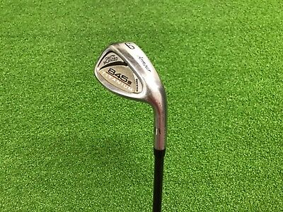 NICE Tommy Armour Golf 845s TITANIUM Single 9 IRON Right RH Graphite REGULAR SET