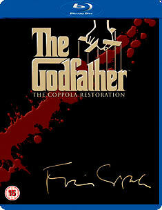 Godfather Trilogy - The Coppola Restoration - Blu-Ray - Region B Uk