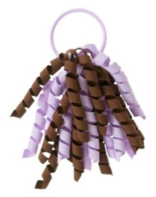 Gymboree NWT 1pc TROPICAL BLOOM CURLIES PONY TAIL HOLDER DRESS HAIR ACCESSORY OS