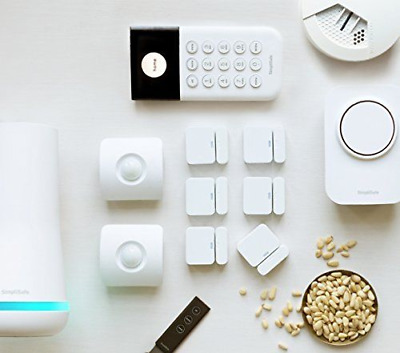 SimpliSafe, The Knox 2018 Wireless Home Security System