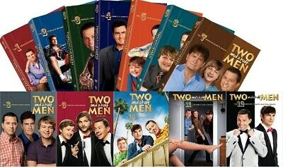 Two and  Half Men Individual Season DVD Sets 1 2 3 4 5 6 7 8 9 10 11 or 12  New