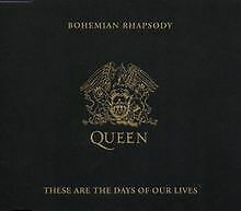 Bohemian Rhapsody by Queen   CD   condition very good