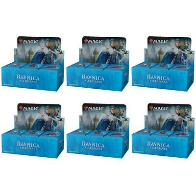 Magic The Gathering: Ravnica Allegiance Booster Box SEALED - 36 Packs (PP-only)