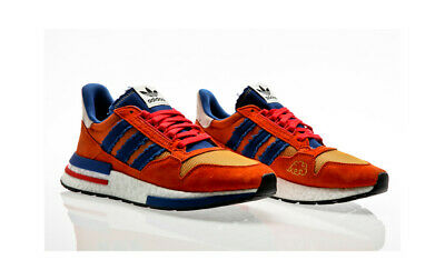 wholesale dealer bbc2d bad46 Adidas x Dragon Ball Z Son Goku ZX 500 RM EU 46   US 11,