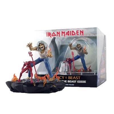Iron Maiden 2018 Incendium Legacy of the Beast - Number of the Beast Figure