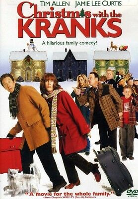 Christmas With the Kranks (DVD Used Very Good) CLR/WS