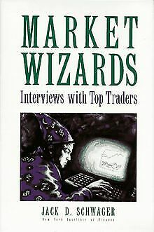 Market Wizards: Interviews with Top Traders (New York... | Book | condition good