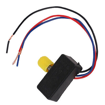 DC 12V 15RPM Electric Water Pump Speed Controller Regulator Switch