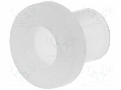 Insulating sleeve; polyamide; ¨out:3.7mm; ¨int:2.9mm; -40÷85°C [10 pcs]