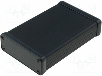 Enclosure: with panel; 1455; X:78mm; Y:120mm; Z:27mm; aluminium [1 pcs]