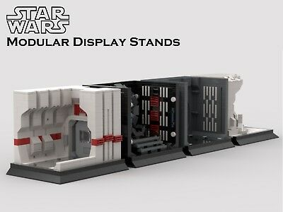 LEGO MOC MODULAR Buildings Collection - CUSTOM Model- PDF