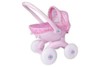 Dream Creations 1423601 4-in-1 My First Pram Pink - BNIB - Free delivery!