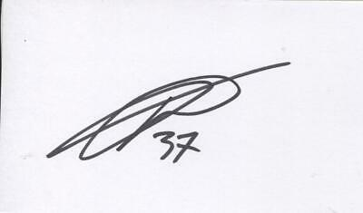 A Plain White Card Signed by Max Aarons of Norwich City on 22.12.2018.