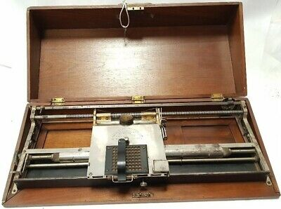 Antigua maquina de escribir  index  THE HALL NEW YORK 1881 rare TYPEWRITER