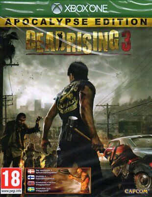 Dead Rising 3 Apocalypse Edition Xbox One NEW SEALED DISPATCH TODAY ALL BY 2 P.M