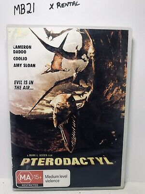 Pterodactyl - DVD, 2005 - - Region 4 Xrental (MB21)